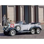 ICM G4 (1939), German Car With Passengers