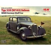 ICM Typ 320 (W142) Saloon WWII German Staff Car