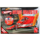 AMT Wedge Dragster Don Snake Prudhomme Hot Wheels