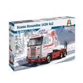 Italeri Scania 143H 6x2 Streamline