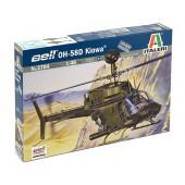 Italeri OH-58D Kiowa