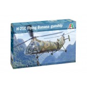 Italeri H-21C Flying Banana Gunship