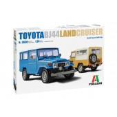 Italeri Toyota BJ44 Land Cruiser