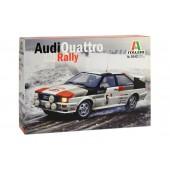 Italeri Audi Quattro Rally