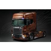 Italeri Scania R730 V8 Black Amber