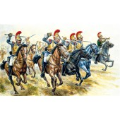 Italeri French Heavy Cavalry