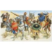Italeri Saracens Warriors 11th Century
