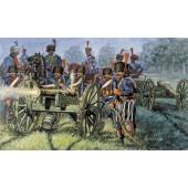 Italeri French Line/Guard Artillery
