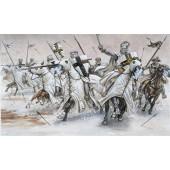 Italeri Teutonic Knights