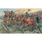 Italeri English Knights and Archers