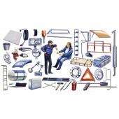 Italeri Truck Shop Accessories Set 1