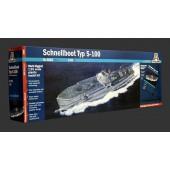 Italeri Schnellboot Typ S-100 PRM Edition