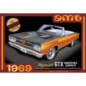 AMT Plymouth GTX Convertible 1969