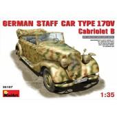 MiniArt German Staff Car Typ 170V Cabrio