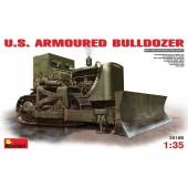 MiniArt U.S. Armoured Bulldozer