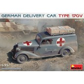 MiniArt German Delivery Car Type 170V