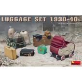 MiniArt Luggage Set 1930-1940s