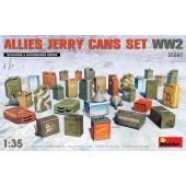 MiniArt Allies Jerry Cans Set WWII