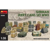 MiniArt German Jerry Cans Set WWII
