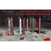 MiniArt High Pressure Cylinders with Welding Equipment