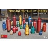 MiniArt Propane/Butane Cylinders