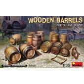 MiniArt Wooden Barrels Medium Size