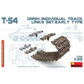 MiniArt T-54 OMSh Individual Track Links Set.