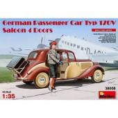 MiniArt German Passenger Car Typ 170V