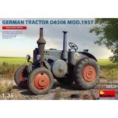 MiniArt German Tractor D8506 Mod. 1937