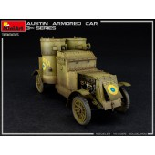 MiniArt Austin Armoured Car 3rd Series