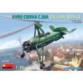 MiniArt Avro Cierva C.30A Civilian Service