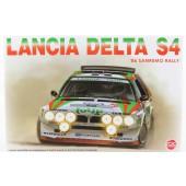 NUNU-BEEMAX Lancia Delta S4 Sanremo Rally 86