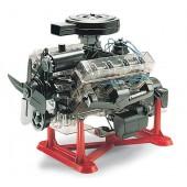 VISIBLE V-8 ENGINE schaal 1:4