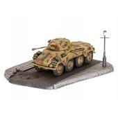 Geschenkset First Diorama Set - Sd.Kfz.234/2 Puma