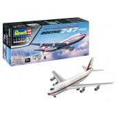Geschenkset Boeing 747-100 - 50th Anniversary