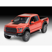 Ford F-150 Raptor 2017 easy-click system