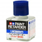 Tamiya Paint Retarder (Lacquer) 40ml