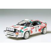 Tamiya Toyota Celica '93 Monte-Carlo Service-Artikel Limitierte Wiederauflage