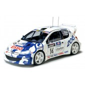 Tamiya Peugot 206 WRC