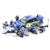 Tamiya Rally Mechanics Set