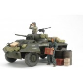 Tamiya US M8 Greyhound Combat Patrol Set