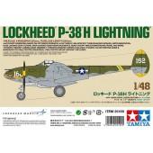 Tamiya US P-38H Lightning