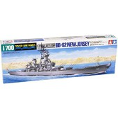 Tamiya US Navy BS BB-62 New Jersey