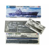 Tamiya U.S. Aircraft Carrier Yorktown (CV-5)