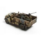 Tamiya British LRDG Command Car - North Africa