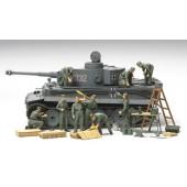 Tamiya Tank Crew Mainten Set