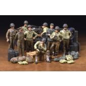 Tamiya WWII U.S. Infantry