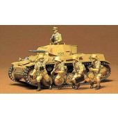 Tamiya Sd. Kfz. 121 Panzer II F/G