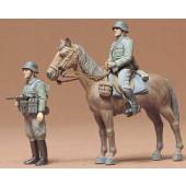 Tamiya Infanterie beritten