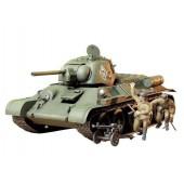 Tamiya Russ. Tank T 34/76 (Chtz)